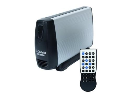 Olidata Multimedia Harddisk 1TB ©COMPUTER BILD