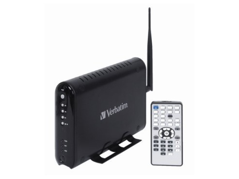 Verbatim MediaStation Pro Wireless 500GB © COMPUTER BILD