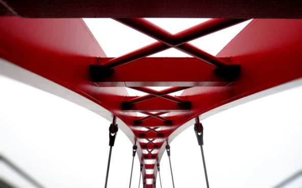 Bild: The Red Bridge – von: ctiffner