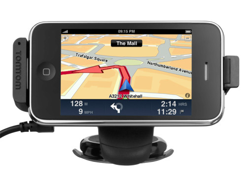 TomTom App: iPhone-Navi-Software