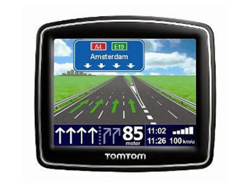 TomTom One IQ Routes Edition: Navigationsgerät