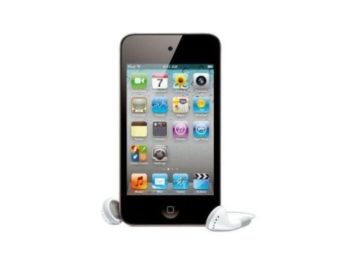 Apple iPod touch 32GB (4. Generation) © COMPUTER BILD