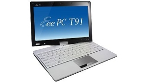 Video: Asus Eee PC T91 – Netbook mit Touchscreen