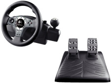 schn ppchen logitech driving force pro computer bild. Black Bedroom Furniture Sets. Home Design Ideas