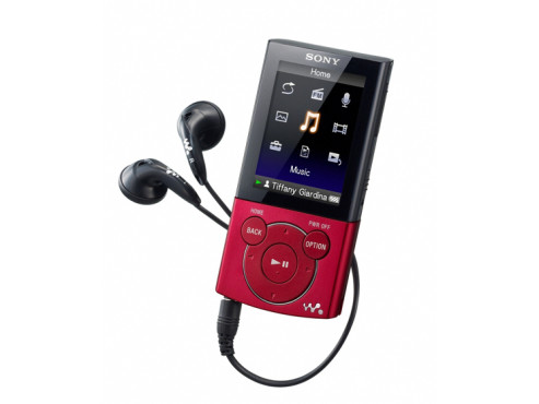 Alle Produktneuheiten der IFA 2009 MP3-Player Sony Walkman E440