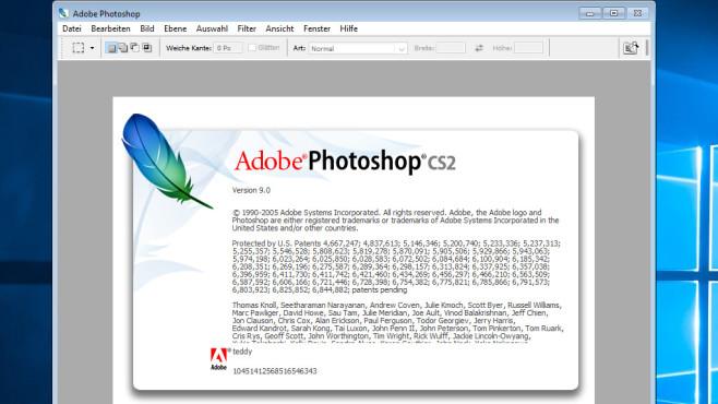 Bildbearbeitung: Photoshop CS2 – Vollversion ©COMPUTER BILD