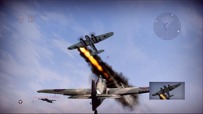 Simulation IL-2 Sturmovik – Birds of Prey: Bomber