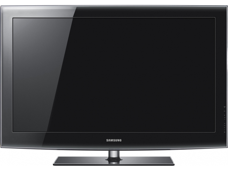 samsung le37b550 lcd tv schn ppchen mit full hd audio video foto bild. Black Bedroom Furniture Sets. Home Design Ideas