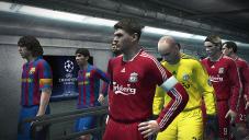 Fußballspiel Pro Evolution Soccer 2010: Gang