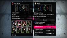 """Pro Evolution Soccer 2010: Schieberegler und Spielerkarten: """"PES 2010"""" gibt Ihnen vielfältige Möglichkeiten in die Hand, das taktische Verhalten Ihrer Mannschaft zu steuern."""