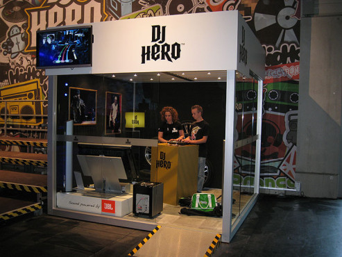 Gamescom 2009: DJ Hero