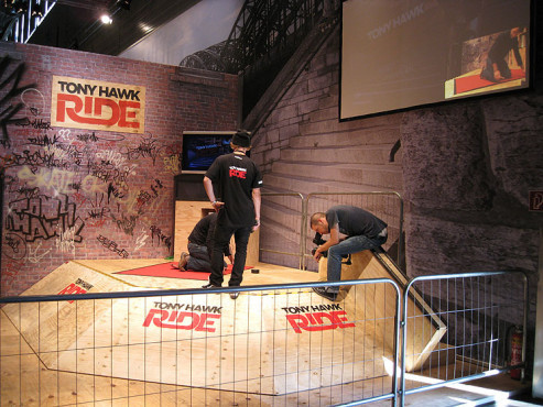 Gamescom 2009: Tony Hawk