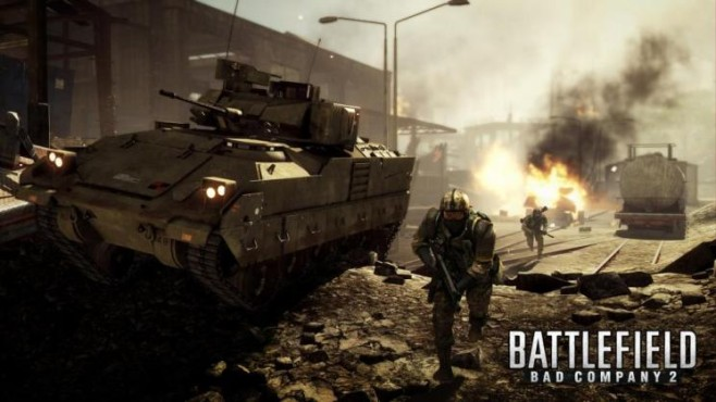 Actionspiel Battlefield – Bad Company 2: ATV