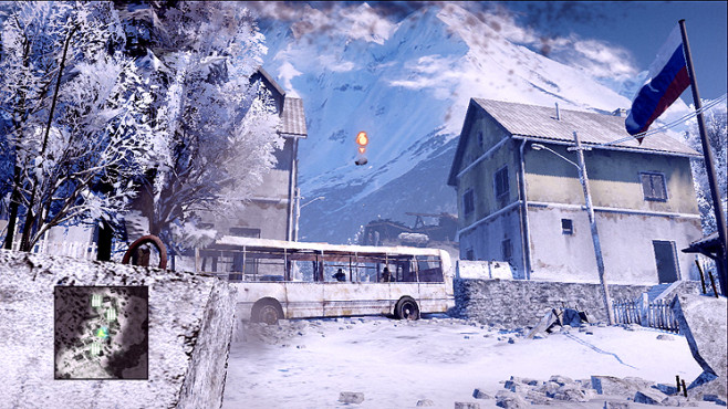 Actionspiel Battlefield – Bad Company 2: Bus