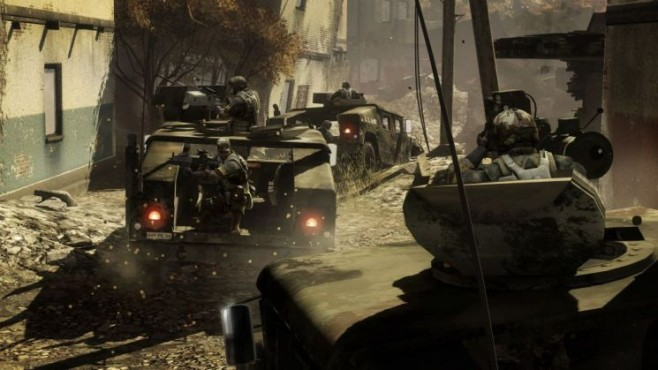 Actionspiel Battlefield – Bad Company 2: Konvoi