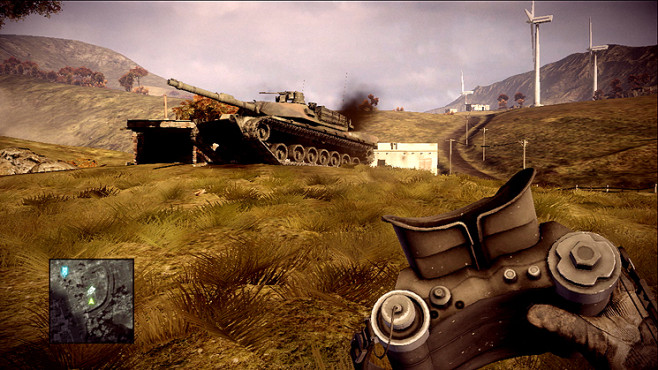 Actionspiel Battlefield – Bad Company 2: Panzer