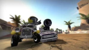 Modnation Racers: Video-Interview mit Willian Ho