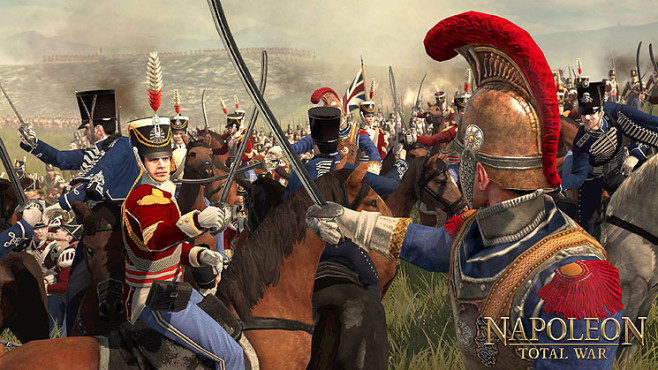 Strategiespiel Napoleon � Total War: Kavallerie