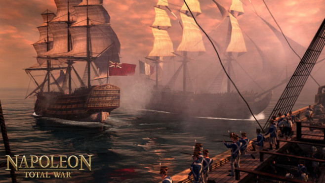 Strategiespiel Napoleon � Total War: Seegefechte