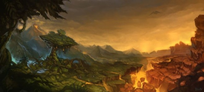 World of Warcraft Add-on Cataclysm: Riss © Blizzard