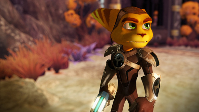 Actionspiel Ratchet & Clank – A Crack In Time: Verstärkung