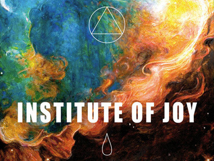 CD-Cover: A Mountain of One � Institute of Joy