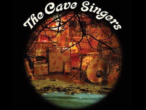 CD-Cover: The Cave Singers � Welcome Joy