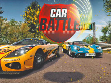 Rennspiel – Need for Speed Shift: Car Battle