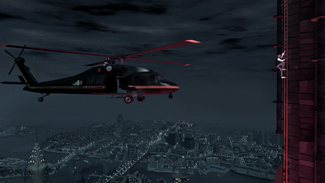 Actionspiel GTA 4 – The Ballad of Gay Tony: Heli