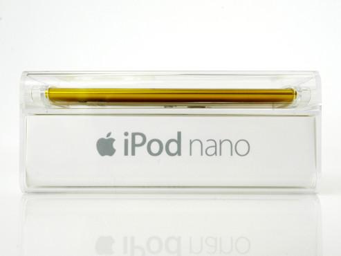 Apple iPod nano: Speicher