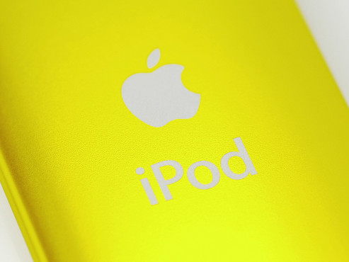 Apple iPod nano: Videokamera