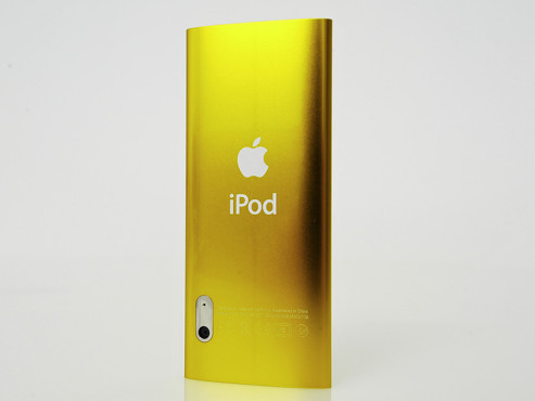 Apple iPod nano: Radio