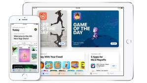 Apple AppStore auf iPhoen und iPad ©Apple