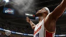 Basketballsimulation NBA 10: Jubel