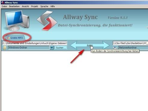Allway Sync