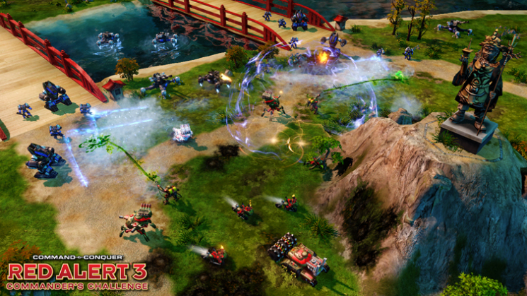 Command & Conquer: Red Alert 3 – Uprising - Wikipedia