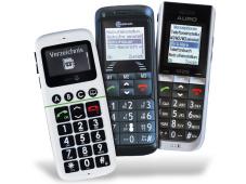 Handys für Senioren