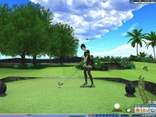 Golfstar: Golfen gegen andere ©Gamigo