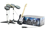 Rock Band: Attraktives Instrumentenpaket