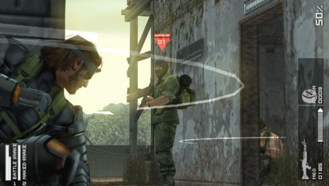 Actionspiel Metal Gear Solid – Peace Walker: Gegner