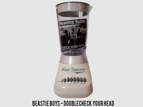 CD-Cover: Beastie Boys – Doublecheck your Head