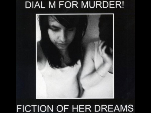 CD-Cover: Dial M For Murder – Fiction For Her Dreams