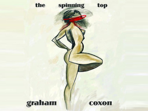 CD-Cover: Graham Coxon – The Spinning Top