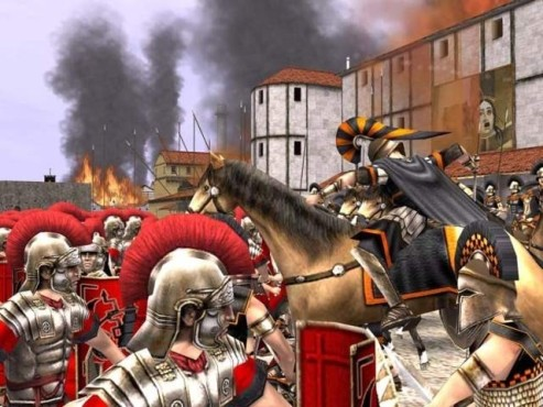 Strategiespiel Rome – Total War: Screenshot