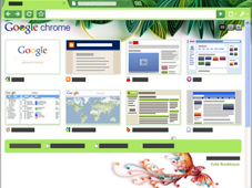 Design für Google Chrome