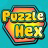 Icon - Puzzle Hex (Sechseck-Puzzle)