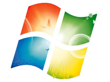 Windows 7: Logo