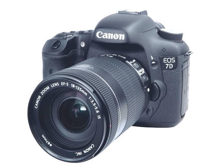 test digitale spiegelreflexkamera canon eos 7d audio video foto bild. Black Bedroom Furniture Sets. Home Design Ideas