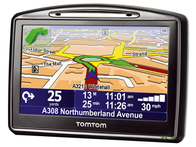 tomtom go 520t navi schn ppchen computer bild. Black Bedroom Furniture Sets. Home Design Ideas
