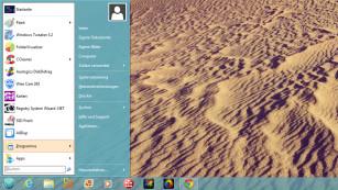 Windows 8.1: Diese 50 Gratis-Programme hat Microsoft vergessen! Classic Shell imitiert das Windows-7-Startmenü recht gut. Für Kachel-Muffel ein Pflicht-Download. ©COMPUTER BILD